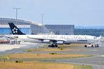 D-AIGY Lufthansa Airbus A340-313 'Lünen' unterwegs in Frankfurt am 06.08.2016