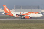 EasyJet, G-EZDW, Airbus, A319-111, 15.05.2016, MXP, Mailand, Italy