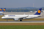 Lufthansa, D-AIUU, Airbus A320-214 SL, 25.September 2016, MUC München, Germany.