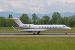 NetJets Europe, CS-DKI, Gulstream 550, 18.Mai 2016, BSL Basel, Switzerland.