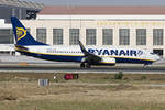 Ryanair, EI-EVZ, Boeing, B737-8AS, 26.10.2016, AGP, Malaga, Spain