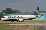Ryanair (FR-RYR), EI-EBE, Boeing, 737-8AS wl, 06.09.2016, EDJA-FMM , Memmingen, Germany