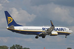 Ryanair (FR-RYR), EI-EKF, Boeing, 737-8AS wl, 06.09.2016, EDJA-FMM , Memmingen, Germany