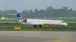 LN-RNL - SAS Scandinavian Airlines - Canadair CL-600 in DUS, 23.9.14