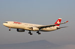 SWISS International Air Lines, HB-JHJ, Airbus A330-343X,  Appenzell , 13.September 2016, ZRH Zürich, Switzerland.