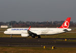 Turkish Airlines, Airbus A 321-231, TC-JTE, DUS, 10.03.2016