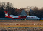 Air Berlin, DHC-8-402Q, D-ABQC, TXL, 31.12.2016