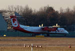 Air Berlin, DHC-8-402Q, D-ABQG, TXL, 31.12.2016