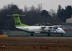 Air Baltic, DHC-8-402Q, YL-BAH, TXL, 19.02.2017