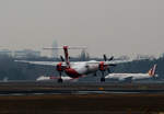 Air Berlin, DHC-8-402Q, D-ABQR, TXL, 19.02.2017