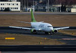 Air Baltic, Boeing B 737-522, YL-BBQ, TXL, 04.03.2017
