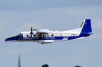57+05 German Navy Dornier Do-228-212   am 07.07.2016 über Tegel