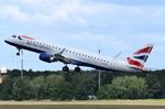 G-LCYL BA CityFlyer Embraer ERJ-190SR (ERJ-190-100 SR)   am 07.07.2016 in Tegel gestartet