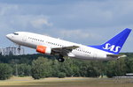 LN-RRO SAS Scandinavian Airlines Boeing 737-683  gestartet am 07.07.2016 in Tegel