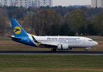 Ukraine International, Boeing B 737-5YO, UR-GAW, TXL, 10.04.2016