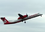 Dash 8-Q400, D-ABQI, Air Berlin, Berlin-Tegel (TXL), 1.10.2016