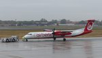 Dash 8-Q400, D-ABQM, Air Berlin, Berlin-Tegel (TXL), 1.10.2016