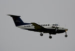 Jet Executive, Beech B-200 Super King Air, D-IKOB, TXL, 14.07.2016
