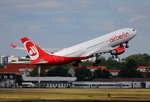 Air Berlin, Airbus A 330-223, D-ALPB, TXL, 20.07.2015