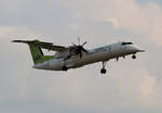 Air Baltic, DHC-8-402Q, YL-BBW, TXL, 23.09.2016