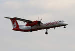 Air Berlin, DHC-8-402Q, D-ABQK, TXL, 23.09.2016