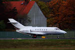 NetJets Europe, Hawker 750, CS-DUC, TXL, 29.10.2016