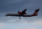 Air Berlin, DHC-8-402Q, D-ABQA, TXL, 18.11.2016