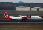 Air Berlin, DHC-8-402Q, D-ABQR, TXL, 25.11.2016
