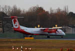Air Berlin, DHC-8-402Q, D-ABQR, TXL, 27.11.2016