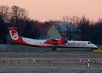 Air Berlin, DHC-8-402Q, D-ABQI, TXL, 31.12.2016