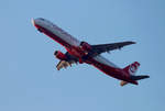 Air Berlin, Airbus, A 321-211, D-ALSA, TXL, 22.01.2017