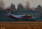Air Berlin, DHC-8-402Q, D-ABQD, TXL, 29.01.2017