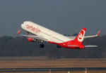 Air Berlin, Airbua, A 321-211, D-ABCQ, TXL, 08.03.2016