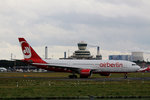 Air Berlin, Airbus A 330-223, D-ALPA, TXL, 15.07.2016