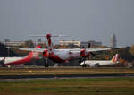 Air Berlin, DHC-8-402Q, D-ABQR, TXL, 29.,10.2016