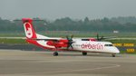 D-ABQG - Bombardier Dash 8 Q400 - Air Berlin in DUS, 23.9.14