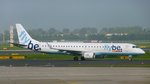 G-FBEN - Embraer ERJ-195LR - Flybe in DUS, 23.9.14