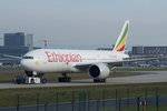 Ethiopian Airlines Boeing B777-260(LR) ET-ANN, cn(MSN): 40770,  Frankfurt Rhein-Main International, 21.05.2016.