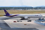 HS-TKS Thai Airways International Boeing 777-35R(ER)  in Frankfurt am 01.08.2016