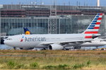 N280AY American Airlines Airbus A330-243  am 06.08.2016 in Frankfurt zum Start