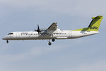 Air Baltic, YL-BBW, deHavilland, DHC-8 402Q, 21.05.2016, FRA, Frankfurt, Germany