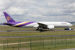Thai Airways, HS-TKN, Boeing, B777-3AL-ER, 21.05.2016, FRA, Frankfurt, Germany