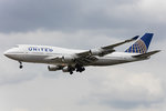 United Airlines, N179UA, Boeing, B747-422, 21.05.2016, FRA, Frankfurt, Germany