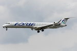 Adria Airways, S5-AAO, Bombardier, CRJ-900, 21.05.2016, FRA, Frankfurt, Germany