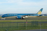 Vietnam Airlines Boeing B787-9 Dreamliner VN-A864, cn(MSN): 35154,  Frankfurt Rhein-Main International, 22.05.2016.