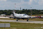 D-FKAI - Private - Pilatus PC-12 - Hamburg Airport - 18.07.2013