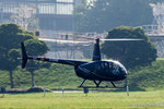 D-HHBE - HTH Heli Trans Hamburg - Robinson Helicopter R44 Raven - Hamburg Airport - 24.09.2011