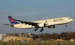 N.C.P.C Nigeria Christian Pilgrim Commission,TC-OCA,(c/n 72),Airbus A330-321,02.04.2016,HAM-EDDH,Hamburg,Germany(Last Airline:Saudi Arabian Airlines)(Operated for Onurair)