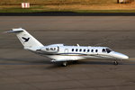 Hummingbird Aviation Services, SE-RLP, Cessna 525B CitationJet CJ3.