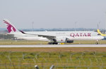 A7-ALC Qatar Airways Airbus A350-941  , MUC , 14.10.2016